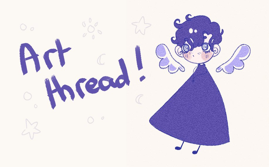 HELLO HELLO 🌙 Lets do an ArtShare, its been a while! SO, ARTISTS!! IF YOU SEE THIS POST: ☀️POST YOUR ART BELOW! ☀️RT THIS POST for visibility ☀️SUPPORT EACH OTHER IN THE THREAD like rt & follow the artists you like! i will support as much as I can lets help each other out!!