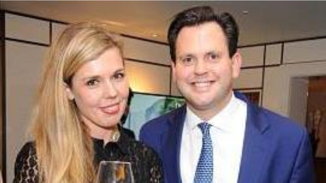 """Wrexham Labour Party on Twitter: """"Harry Cole the journalist who wrote the  £10million landowner, donkey Gate story on Keir starmer,is the ex long term  boyfriend of Carrie Symonds #ToryLies… https://t.co/5IMZxjDdKf"""""""