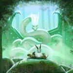 Image for the Tweet beginning: Tree, tree, massive majestic dragon,