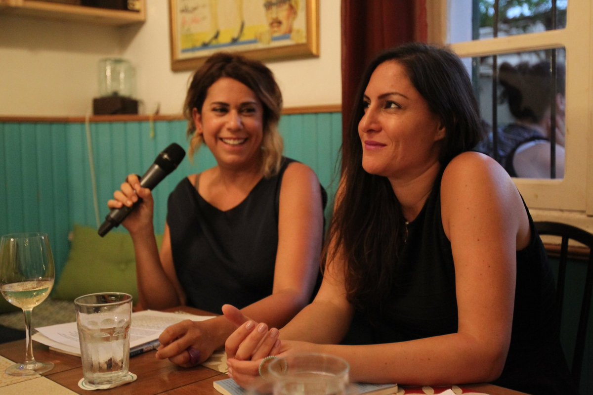 Zeina Hashem Beck On Twitter Just Learnt Darbistro Is Closing Here Are Some Photos From My Book Launch There In The Heat Of July 2017 Read With Rewazee Jehanbseiso