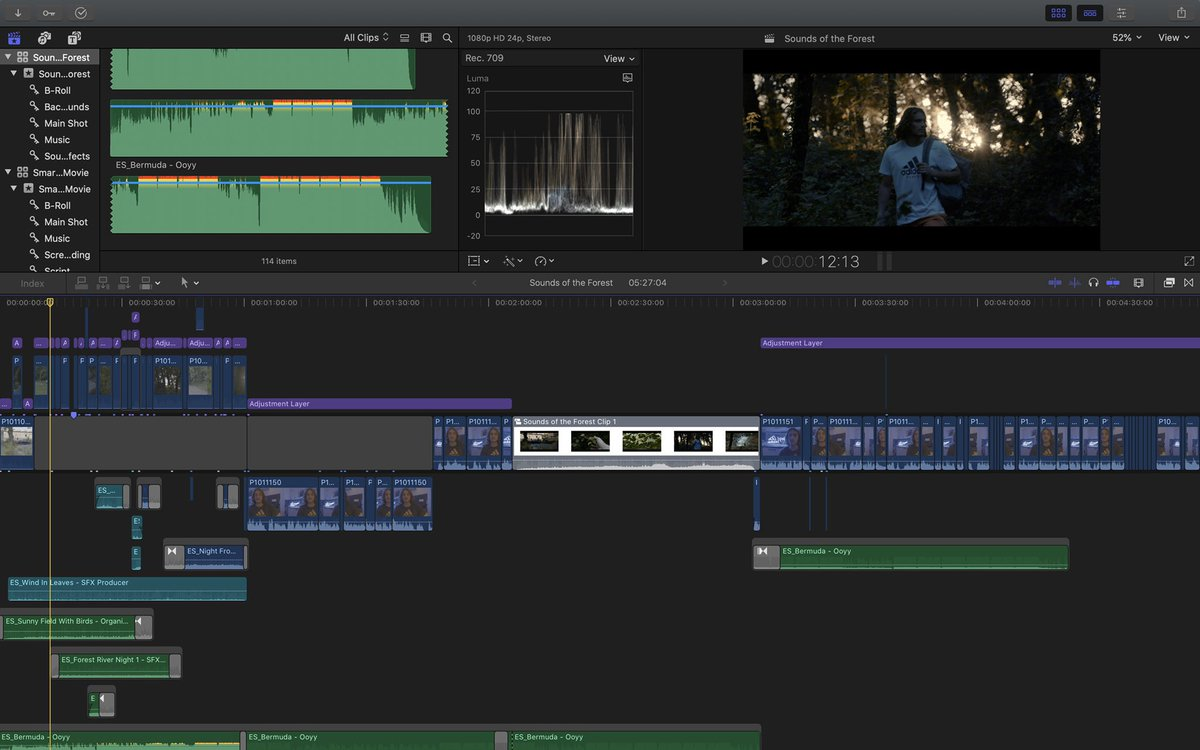 Ένα παράδειγμα του χρονοδιαγράμματος μου, η διαδικασία που μπαίνει για να επεξεργαστώ ένα βίντεο και οι λεπτομέρειες η οποίες αποφέρουν την εντέλεια. #EditingLife 🎬