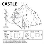 これは楽しい!IKEAが外出自粛で退屈している子供たちの為に出した秘密基地の組み立て説明書!