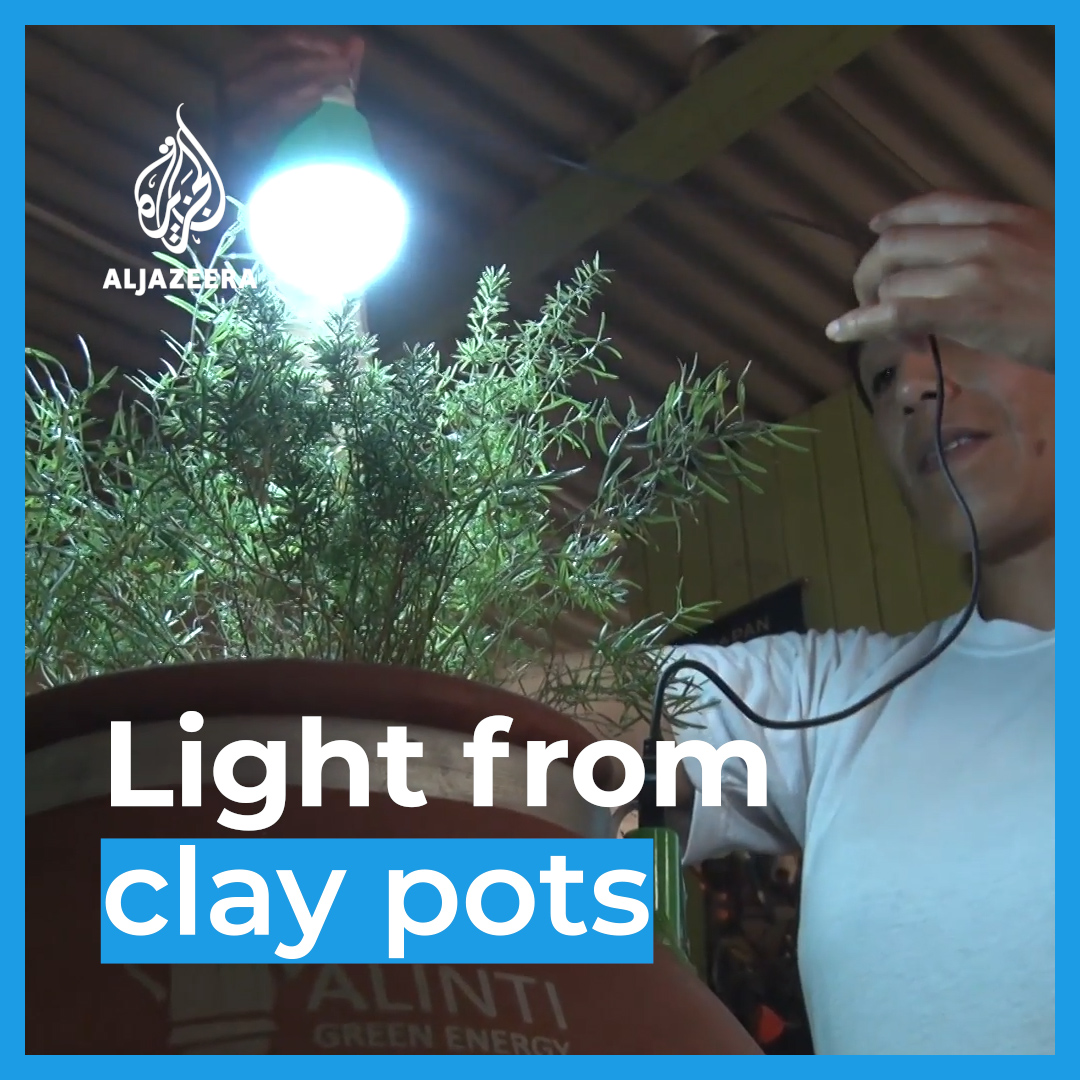 Hernan Asto Cabezas, an inventor from #Lima, #Peru, has found an #ecological way to provide his neighbourhood with #electricity using clay pots. #renewableenergy #sustainable #cleanenergy #cleantech #innovation #ActOnClimate #UG4PH #SDGs Here is how:pic.twitter.com/jmM3kTm8hA