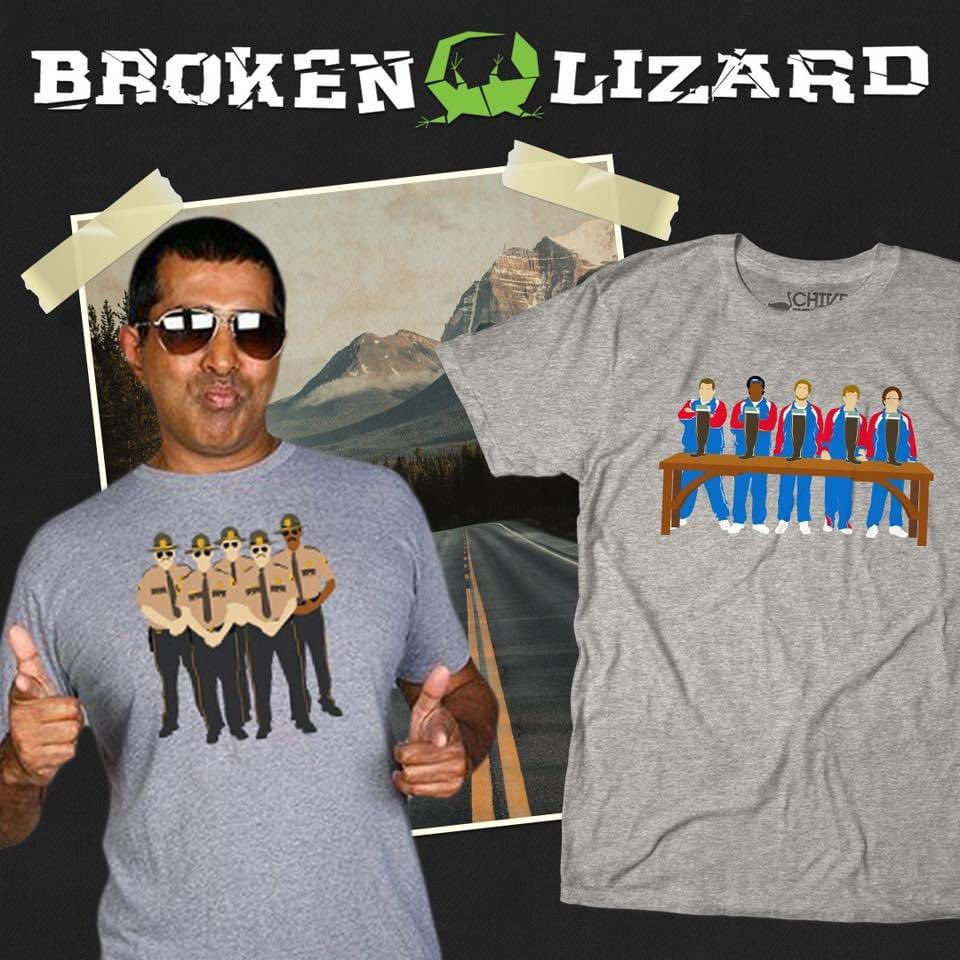 Broken Lizard and the theCHIVE are teaming up to make T-shirts! thechivery.com/collections/br…