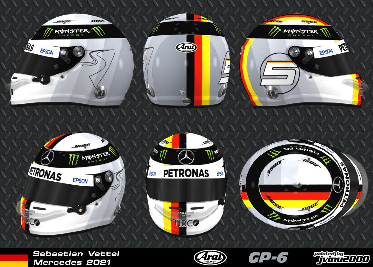 What if.. #SebastianVettel joined @MercedesAMGF1 alongside @LewisHamilton for season 2021? Renders by @jvinu2000   #hamilton #vettel #seb5 #sebastianvettel #f1 #whatif #f12021 #f12020 #f1fantasy #mercedes https://t.co/EuD7oVsEZc