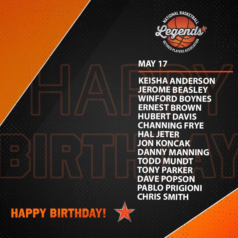 Wishing a HAPPY BIRTHDAY to these Legends 🎉   #LegendsofBasketball #NBABDAY #WNBABDAY https://t.co/ujPDU6zzYC