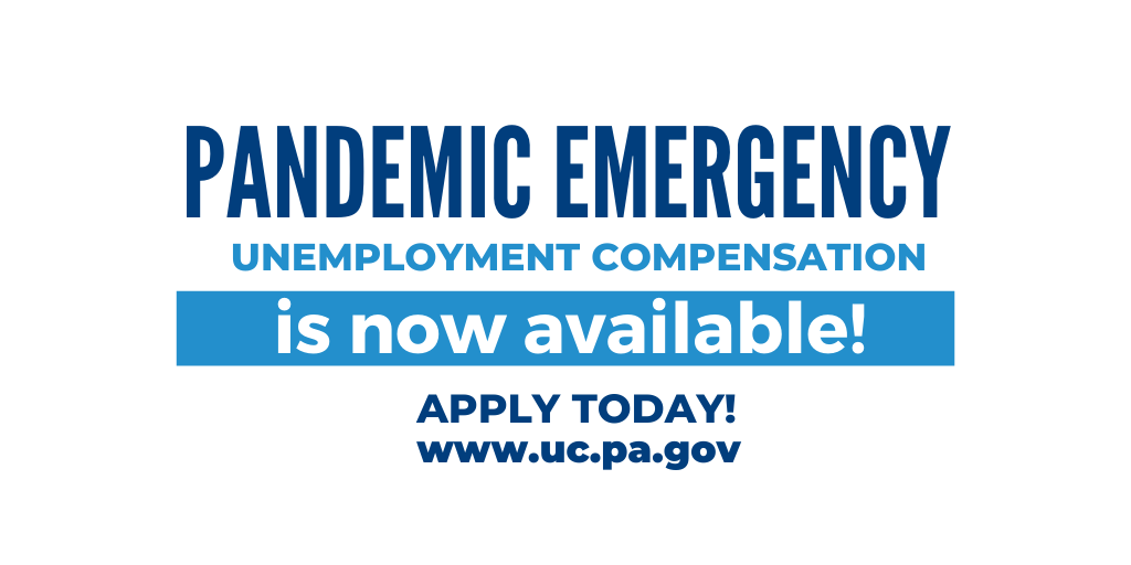 Pandemic Emergency Unemployment Compensation (PEUC) is now available!   FYI: Claimants still within their benefit year do NOT need to apply. They will automatically be enrolled + should begin filing biweekly claims.   Apply now: https://t.co/aKGRDFhETD https://t.co/tSZHnBHyVN