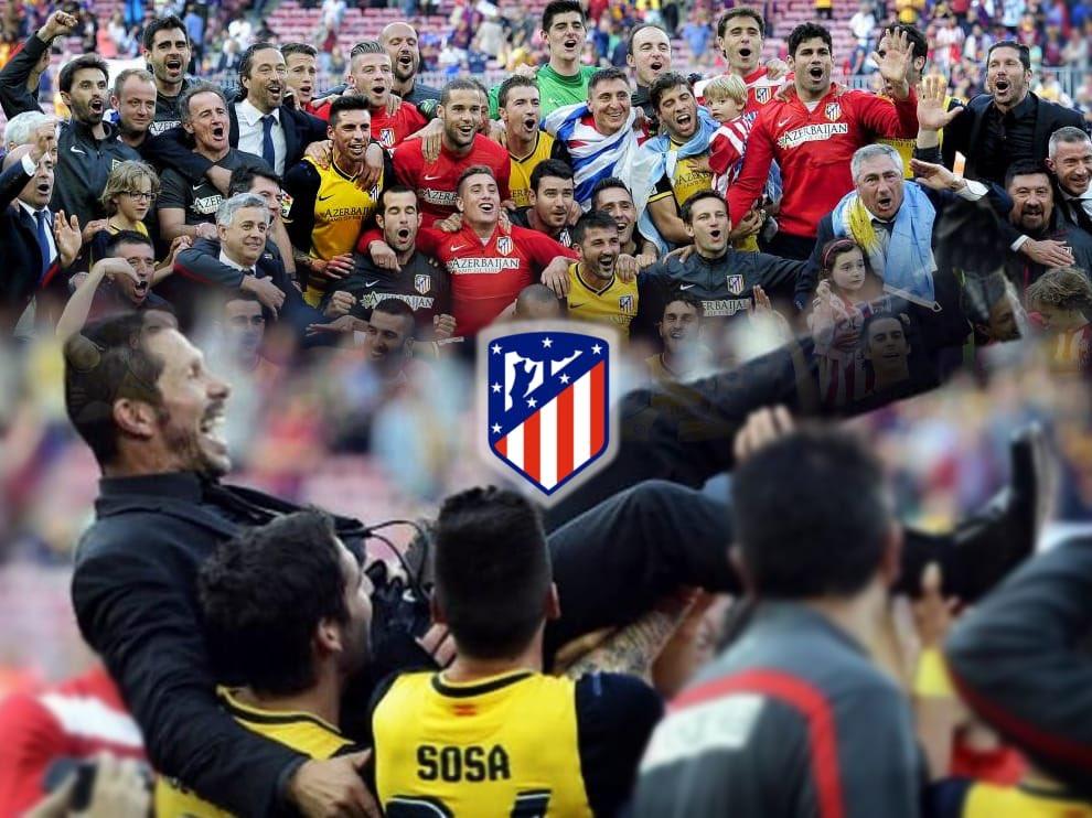 Un 17-5-2014 fuimos Campeones con el @Atleti en el Camp Nou. Sólo me nace agradecer al Atlético por hacerme vivir esos momentos y recordarlo con estas imágenes y el emotivo relato final de Michael Robinson (QEPD) para hacer el recuerdo aún más hermoso 📽️ https://t.co/5Bs4kJz0vY https://t.co/vXhHPVaxrS