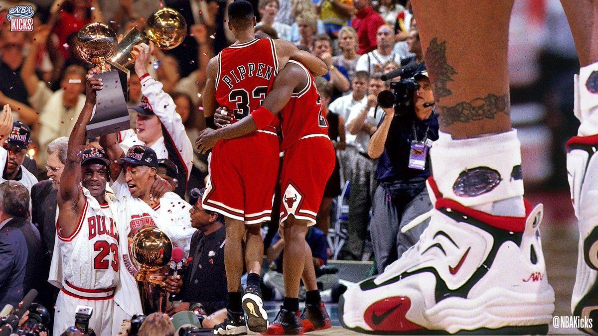 🏆🏆🏆🏆🏆  #NBAKicks x #TheLastDance https://t.co/uaTrMZkOXe