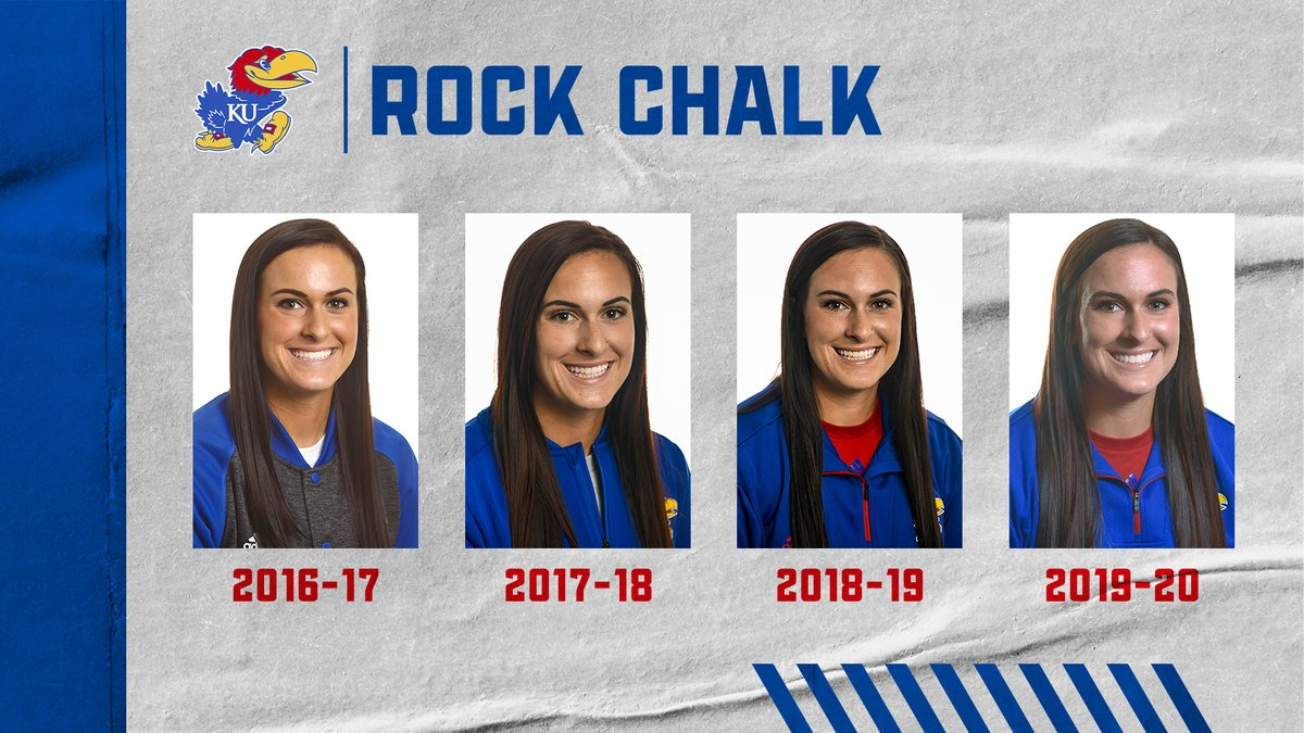 .@mandyroberts20 🅒🅞🅝🅖🅡🅐🅣🅤🅛🅐🅣🅘🅞🅝🅢❕   • Appeared in 33 games in the circle • Collected 39 career strikeouts • Academic All-Big 12 First Team each of the last two seasons  #RockChalk | #KUsoftball https://t.co/joD4aSsWb0