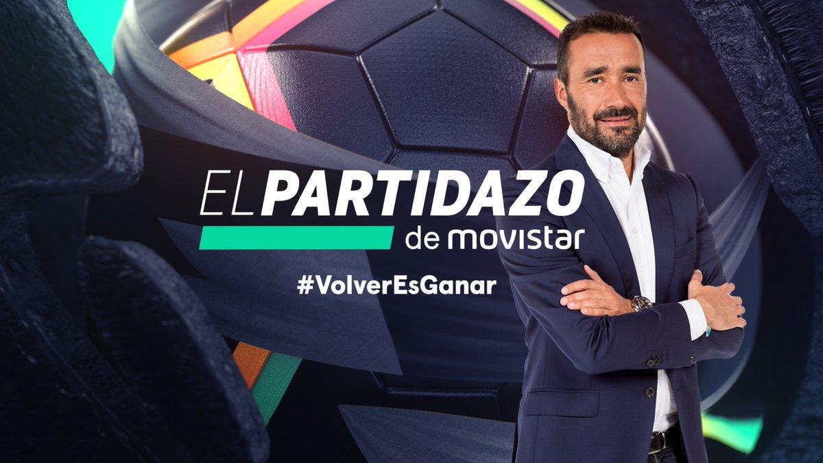 'El Partidazo, #VolverEsGanar', a las 22:00h en @vamos, Movistar La Liga y el Facebook de @LaLiga.  ¡¡¡#VAMOS!!! https://t.co/MY3prLtgNp https://t.co/dM5IeKjRy8
