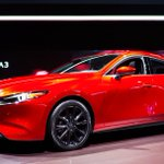 Image for the Tweet beginning: The @MazdaUSA #Mazda3 looks like