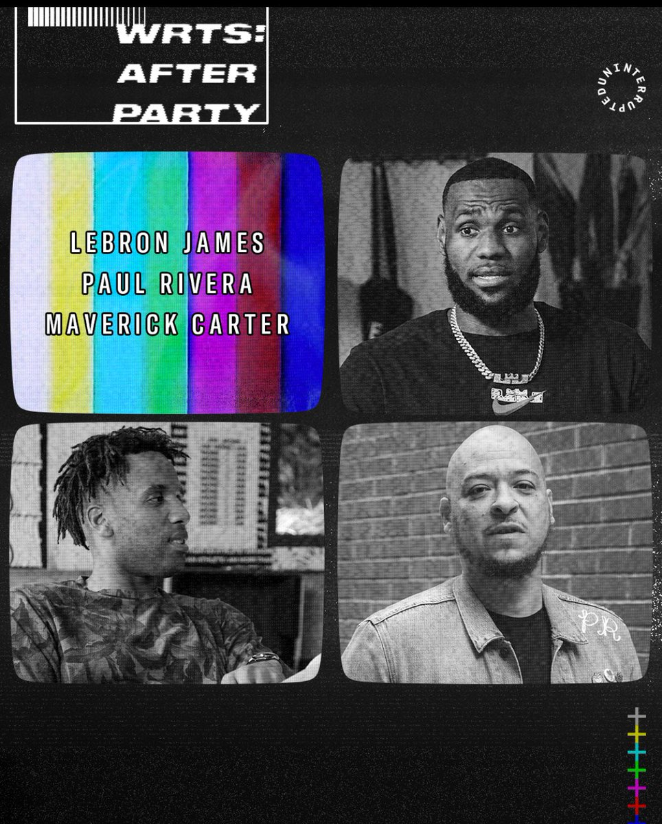 We got @kingjames weighing in on the #LastDance Finale! New WRTS: After Party dropping tomorrow 📺👀 https://t.co/vypujRvAXM