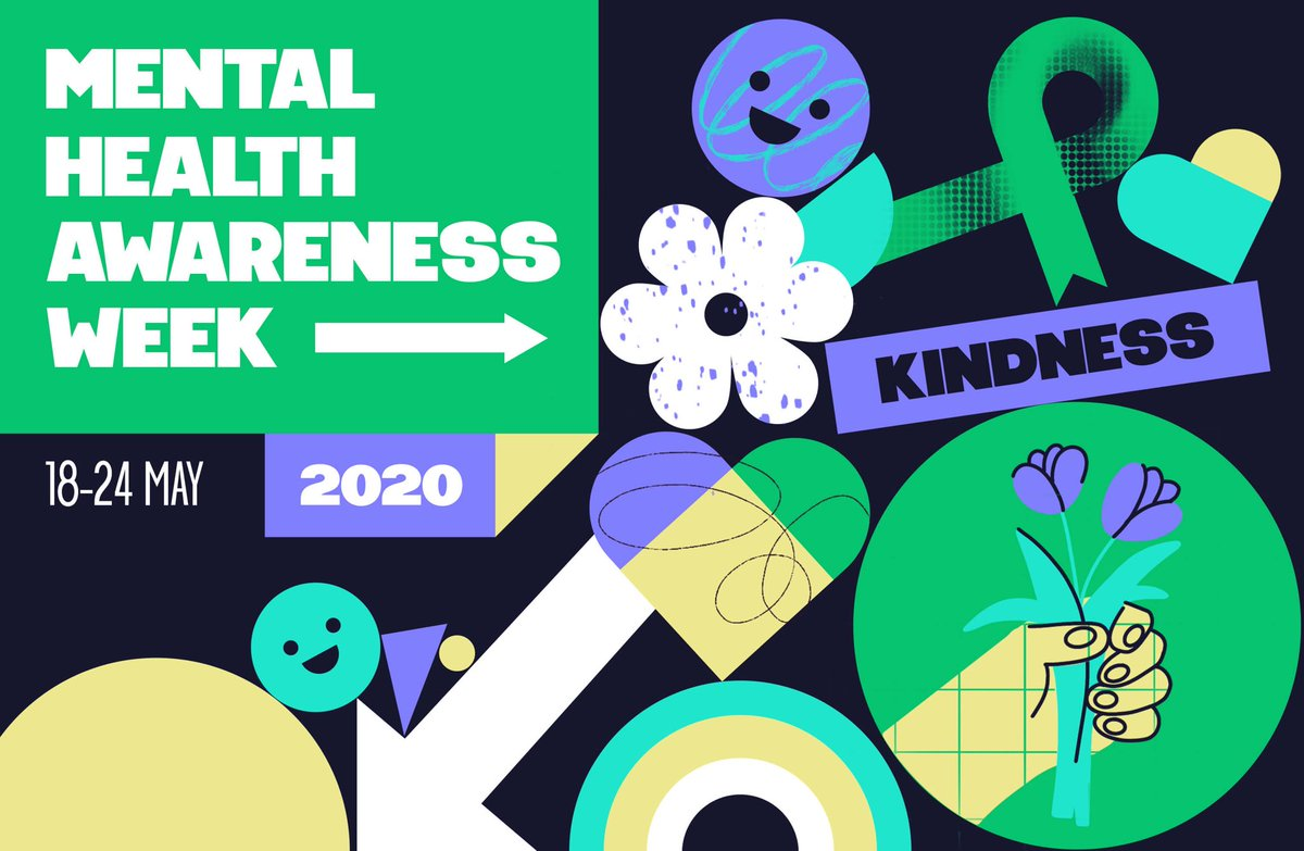 From tomorrow we enter Mental Health Awareness week. It's OK not to be OK. All @nhsuhcw staff can visit TrustNav for information on the range of support available #LookingafterTeamUHCW #MentalHealthAwarenessWeek @AnnaKin2809 @SimonBetteridge