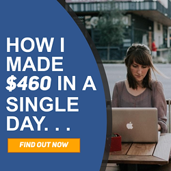 Want to know how one affiliate marketer made $460 in online commissions in a single day? If so, just go here https://bit.ly/2zzj4R0 He reveals everything on this free training. #makemoneyonline #AffiliateMarketing #WorkFromHomepic.twitter.com/Us3BcUNCQT
