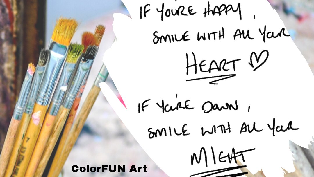 IF you're happy smile with are you HEART  IF youre dawn smile with ARE YOU MIGHT  <A smile does not fall ill>  #quotes #motivacional #love #smilepic.twitter.com/UPbuc6Ws77