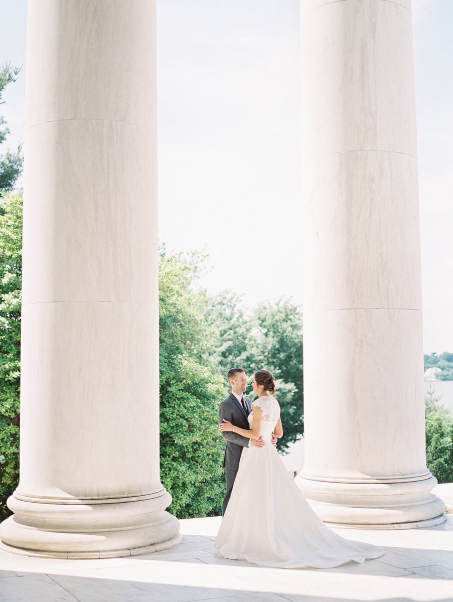 Happy 1 Year Anniversary to my amazing husband @spward9 🖤  It feels like yesterday that we were in DC with our family & friends on the most perfect day ever. This year has brought ups and downs and you have been there every step of the way. I love you. https://t.co/BGPHOuCr8Y
