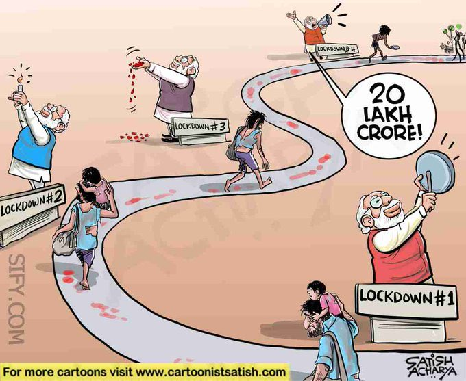 Here the journey of #lockdownindia   #lockdownextension #Lockdown4point0 #Lockdown4 #lockdown4guidelines #20LakhCrorein2020 #9baje9minute #candlelightmemorial2020pic.twitter.com/E6P3nWWdNN