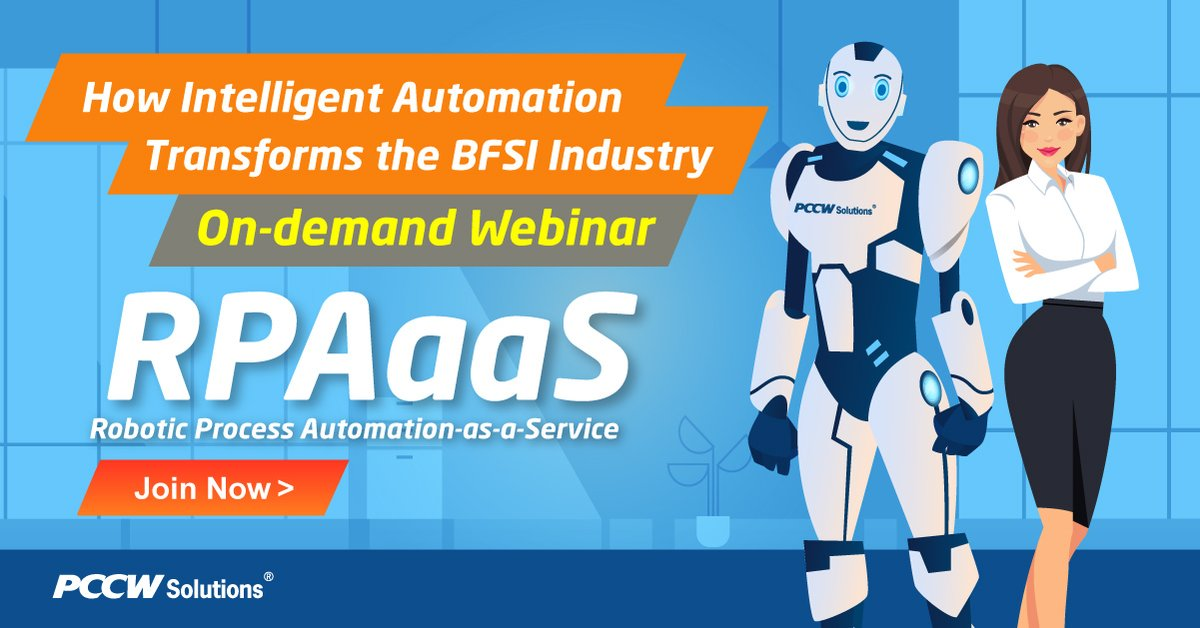 Watch our on-demand #webinar to learn how #banks and #financial services companies accelerate automation journey with #RPA, #automating compliance, reconciliation, claim management and other labor-intensive tasks to boost overall #business #performance. https://t.co/gjEIbHpy5z https://t.co/1O4PH0JTyW