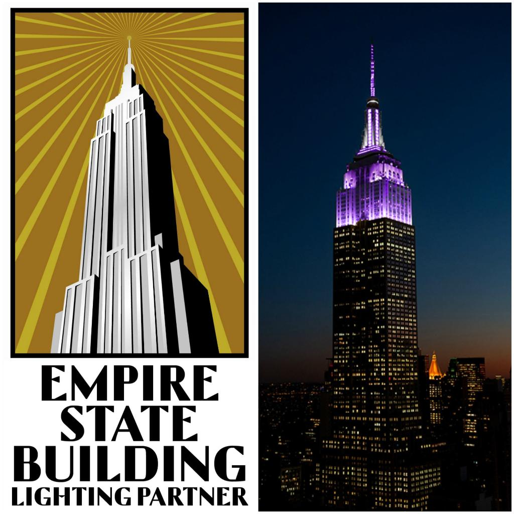 The @EmpireStateBldg will glow violet and white in honor of #NYU2020 on Tues., May 19, from 9-11 p.m.  See it via webcam: http://spr.ly/60171hIDS  The Empire State Building image ® is a registered trademark of ESRT Empire State Building, L.L.C. and is used with permission.pic.twitter.com/W4CNoWch9S