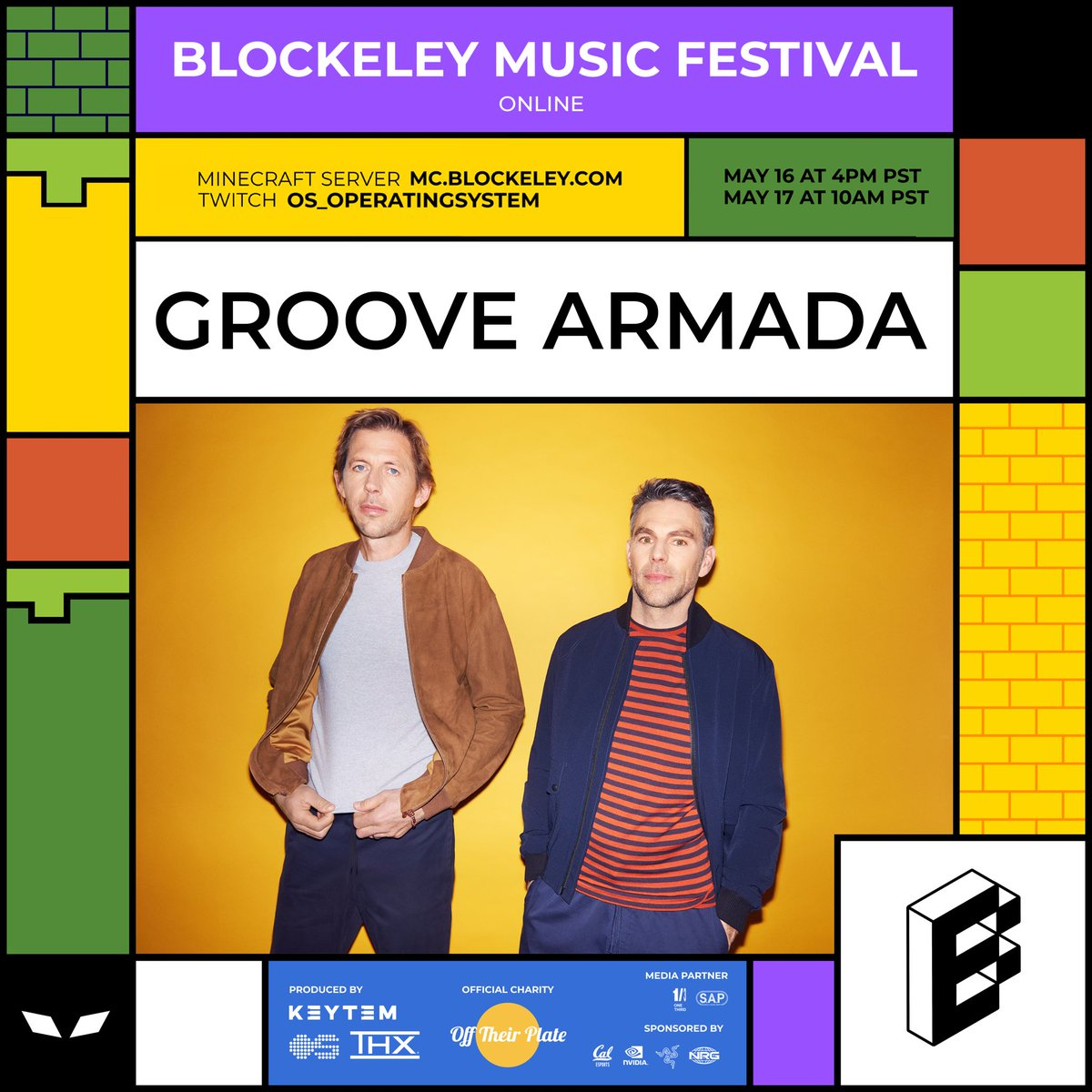 @GrooveArmada IN 10 MINUTES! DONT MISS OUT! Livestream link: twitch.tv/os_operatingsy…