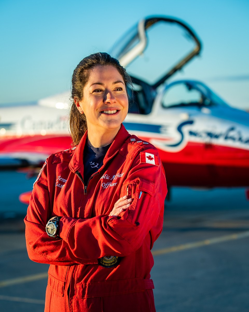 The RCAF has suffered another tragic loss of a dedicated member of the RCAF team. We are deeply saddened and grieve alongside Jenn's family and friends. Our thoughts are also with the loved ones of Captain MacDougall. We hope for a swift recovery from his injuries. - Comd RCAF https://t.co/8U41bdVqcU