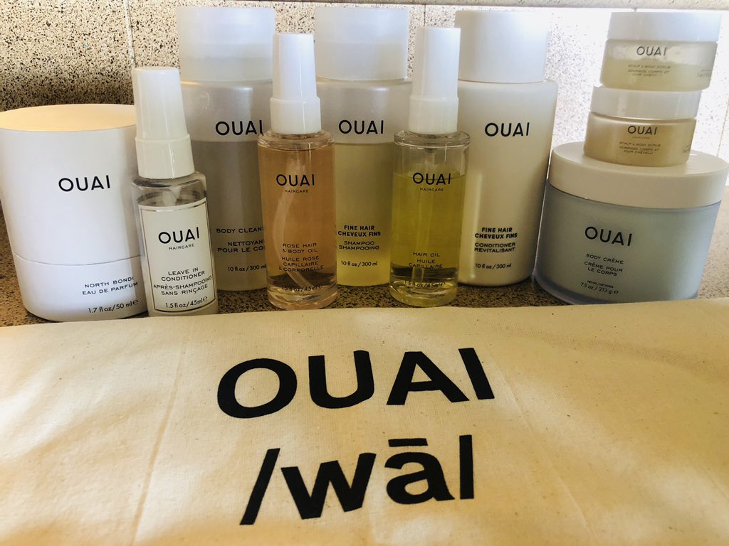 @theouai  I think I have a problem 😅 #TheOuai #Ouai https://t.co/iAiw9Y0FWi