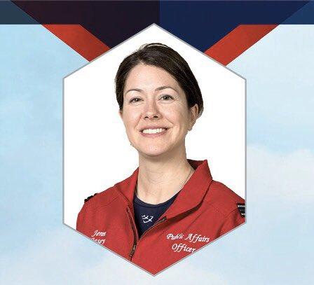 Global News has learned that Capt. Jennifer Casey was killed in the #CFSnowbirds crash. https://t.co/iu0xjqOJwa #OpInspiration https://t.co/Ir0tamVfum
