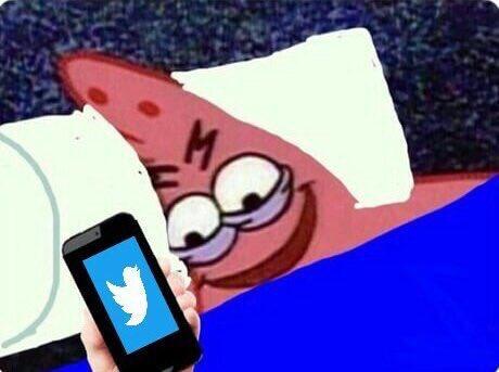 Ya no te voy a contestar los mensajes porque me voy a dormir https://t.co/hEz7tlBJ4u