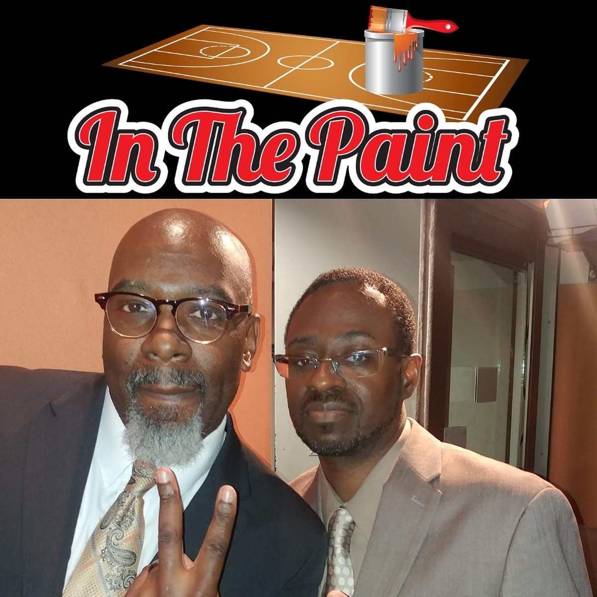 If you wish to join @THAREALMAC611 and @realrjones in our Facebook Group, please click on the link below and join us! Follow us both as well as the In The Paint Media Groups Twitter Thank you! facebook.com/groups/inthepa…