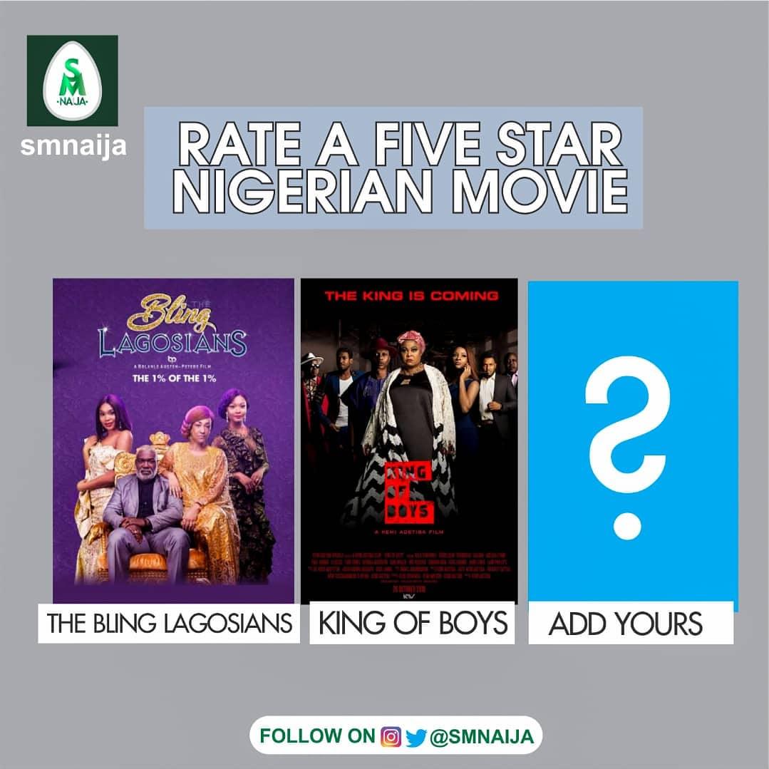 """King of boys"" everyday  What's yours? . . . . #smnaija #smnaijateaser #nigeriamovies #nollywoodgist #nollywood #MondayMorningpic.twitter.com/w7WsbhKoAC"