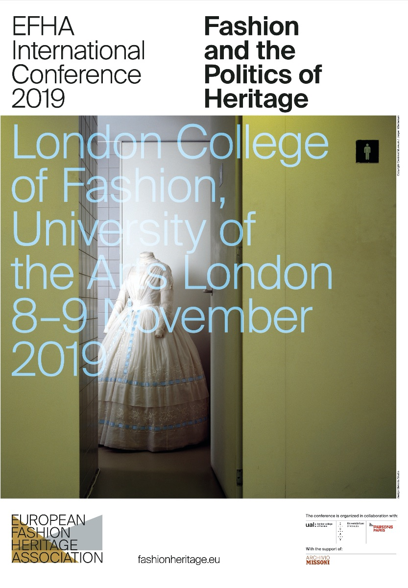 European Fashion Heritage Association On Twitter Newsletter 79 Special Issue Efha Conference 2019 The Video Https T Co Fncpd2rq5t