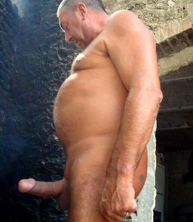 Mature big boobs boy