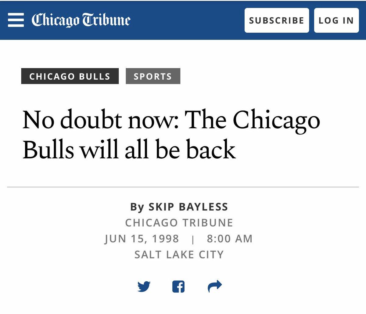 Skip Bayless nails it again. #LastDance