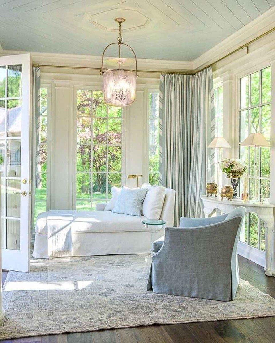 "KreateCube (KC) on Twitter: ""Find Stunning Bohemian Sunroom Design"