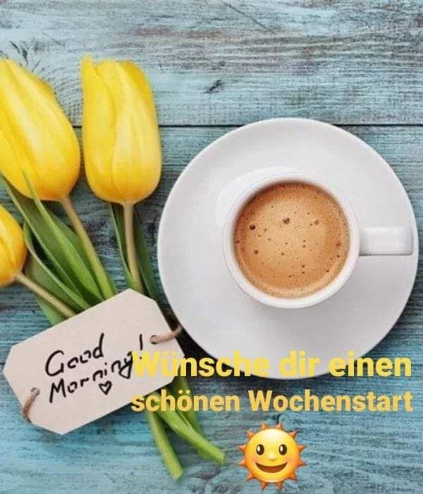 Guten morgen liebesgrüße bilder