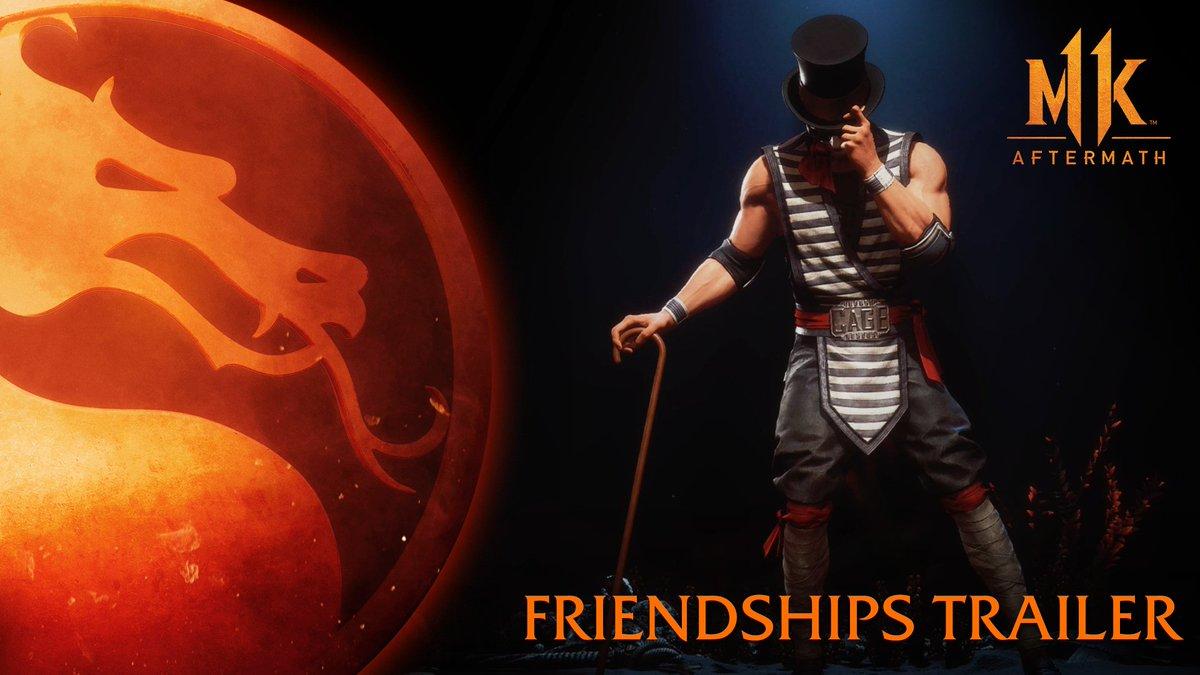 mortal kombat 11 aftermath kitana friendship
