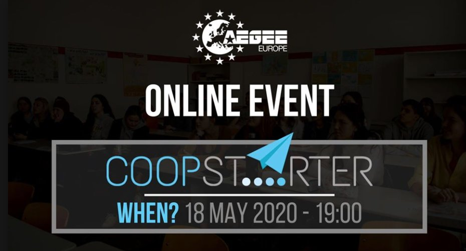 Young co-operators an interesting event! #coopstarter tonight!  Plug in and check out the advantages of coops for the younger generation ! Stay safe co-operators!