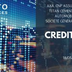 Image for the Tweet beginning: #Credito 18-05-20  #AXA #CNPAssurances #Selecta