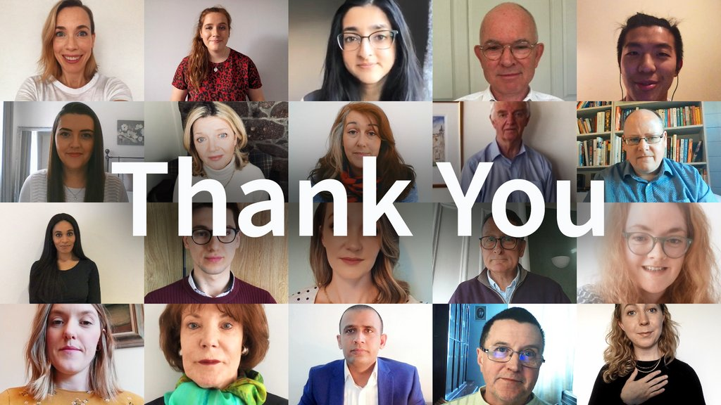 Thanks to our #ABDNfamily & friends we have raised over £115,000 for the #525Covid19 Bursary appeal - 76% of our target! Nearly 550 donors across 5 continents have contributed so far & we can't thank them enough https://t.co/qRGkf1v47P #ABDNFamilyCares #WeAreTogether #PleaseShare https://t.co/CwCGqjmfCv