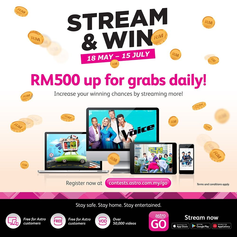 Lite On Twitter Win Rm500 Today Stand A Chance To Be One Of Our
