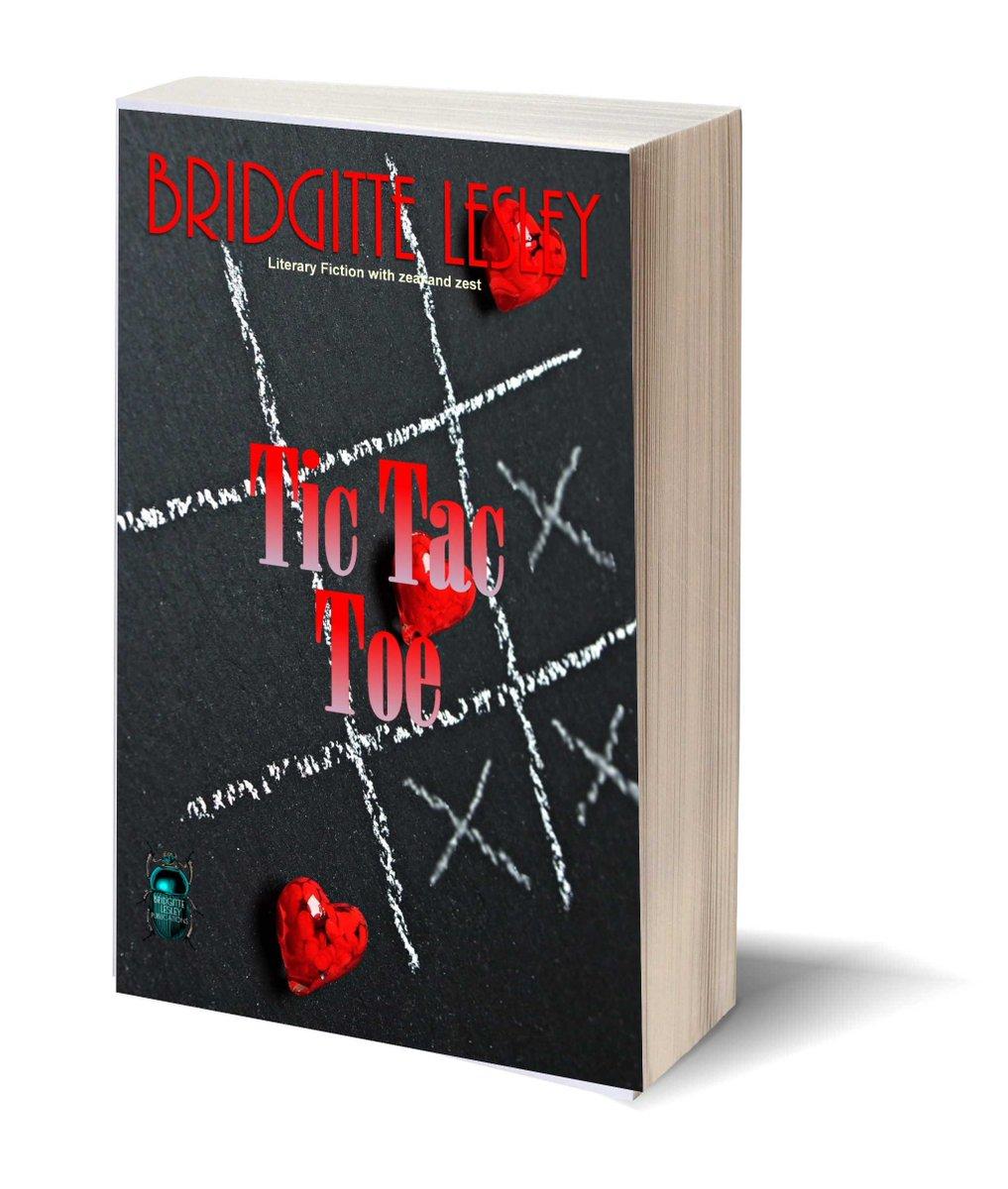 """One slight move and everything changes!  ★TIC TAC TOE★ http://smashwords.com/books/view/1021974?ref=bridgittelesley…      #ASMSG """"@BridgitteLesley #BYNR pic.twitter.com/dZKijOWCJX """"#IARTG http://bridgittelesley.wordpress.com/"""