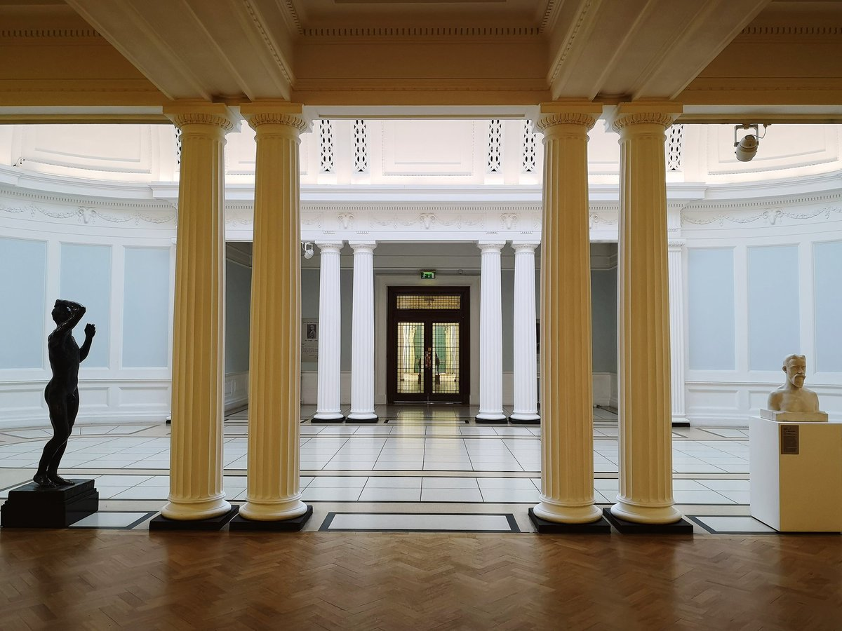 Today is #InternationalMuseumDay and we are excited to bring you throughout the day some stories and insights from the people who make Hugh Lane Gallery tick from the inside!