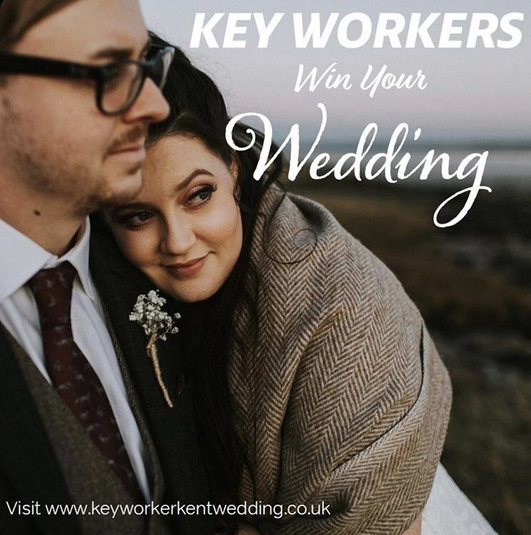 We Are Almost Half Way Through Our Entry Application Time! If You Haven't Already Entered Head Over To @keyworkerwedding You Have Nothing To Lose, Are You  A Key Worker  Engaged  Then You Would Be Mad Not To Enter, The Chance To Win Your Wedding Worth Over 30k! Good Luck!pic.twitter.com/1f54DZcedu