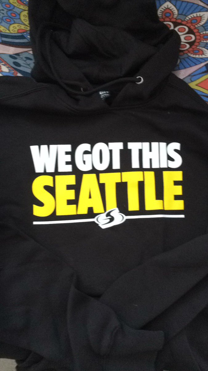 Look what came in the mail today @seattlestorm #WeGotThisSeattle 🤩🤩🤩🤩 https://t.co/7h9kPC0KDq