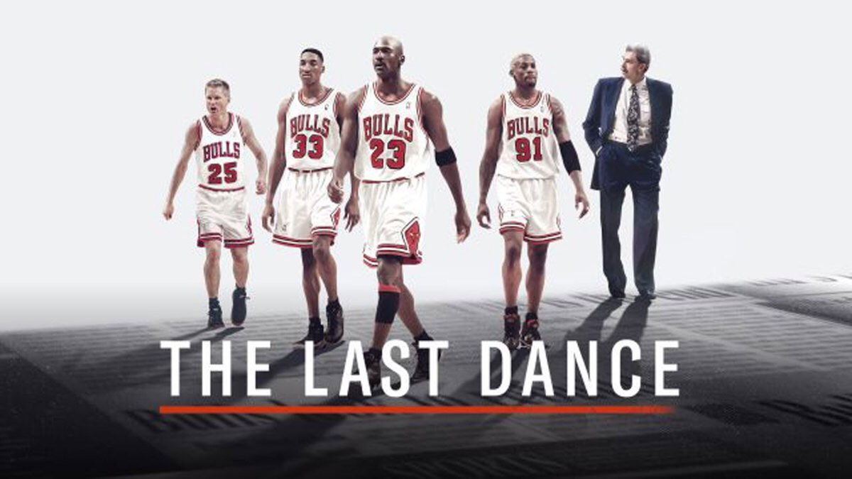 I've never really been into basketball but #TheLastDance on @netflix about @Jumpman23 and the legendary @chicagobulls teams is one of the best documentaries I've ever seen. Spending the morning watching the final 2 episodes 🏀 https://t.co/xlmTJRHAJ9