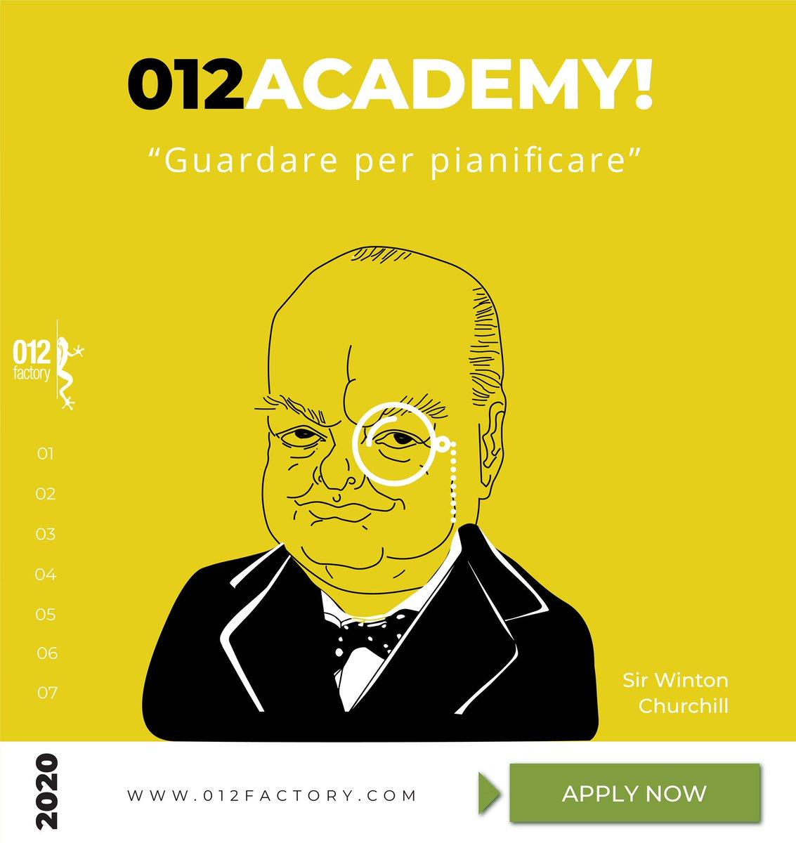 Guardare per pianificare #012Academy Invia la tua candidatura per la settima edizione dell'Academy imprenditoriale 012 e sarai ricontattato per un colloquio! https://t.co/FGzBLuEFBl https://t.co/ri5EIPSA6r