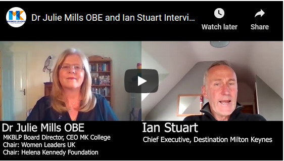 MKBLP: In conversation with...  This week Board Director @CEOMKCollege chats with @Ianstuartmk CEO @DestinationMK on the impact #COVID19 has had on organisations, the resilience of individuals and his thoughts on the recovery ahead. https://t.co/p9huP8TOBv https://t.co/KufYRbEsaa