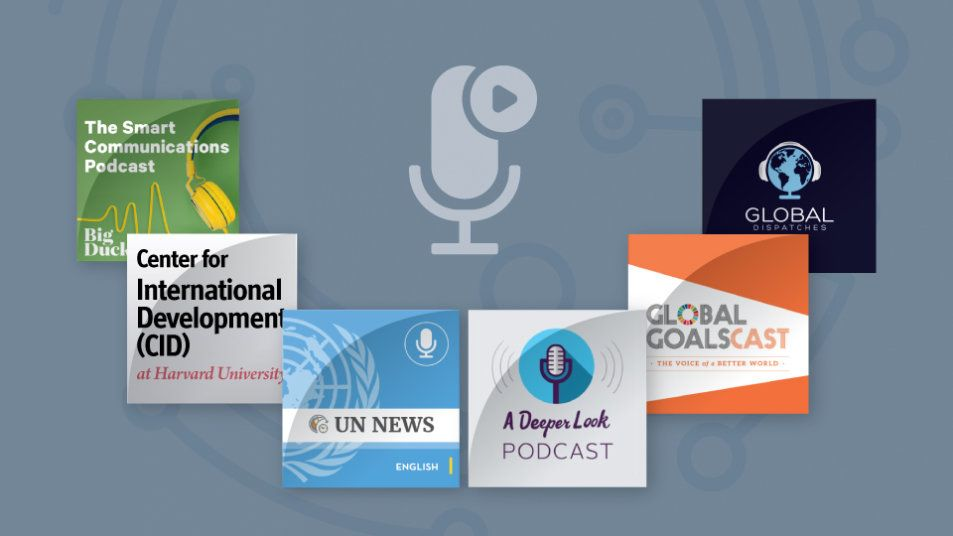 test Twitter Media - Plug into global development issues and conversations with Six development #podcasts we love. @InisCom recommendations for short updates and longer listens, spanning news, views and applicable lessons. https://t.co/o3969FPjHs #LunchtimeListen #TunedInCommute https://t.co/vs0PJben3I