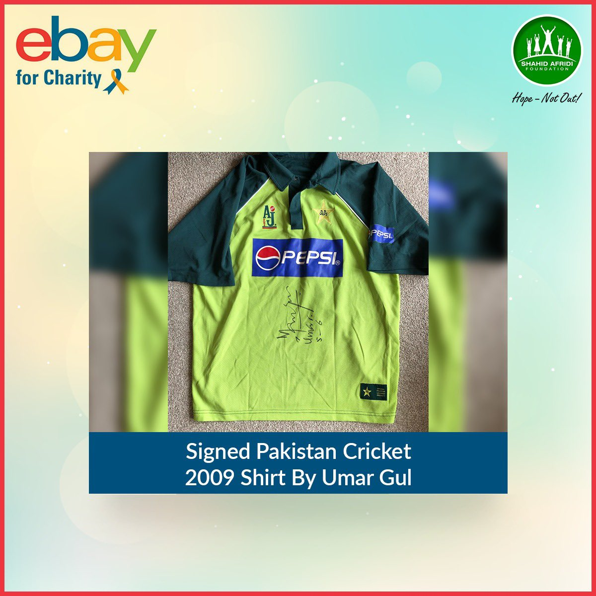 Saf Uk On Twitter Place Your Bid For This Mdk Gul Signed Shirt Along With Other Items Currently Listed On Our Ebay Page Last Few Hours Remain All Proceeds Go To Charity And